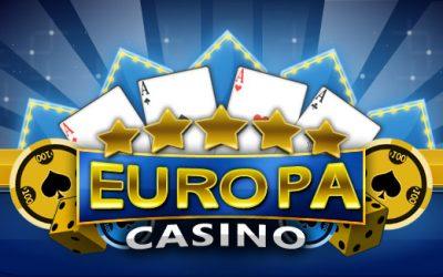 Arvostelussa Europa Casino
