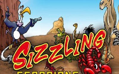 Sizzling Scorpions Arvostelu